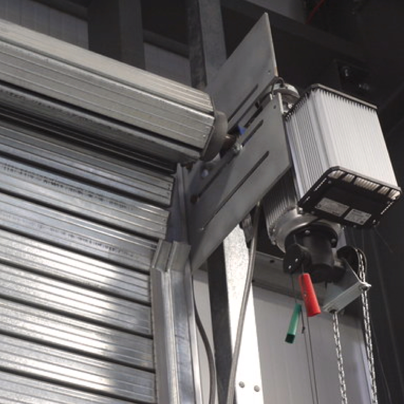 Entador Systems Roller Shutter